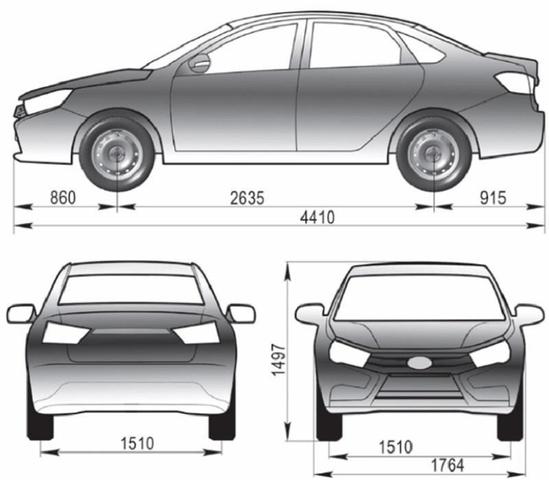 """Сравнение """"Лады-Весты"""" и """"Киа-Рио"""": описание, комплектации, характеристики, тест-драйв"""