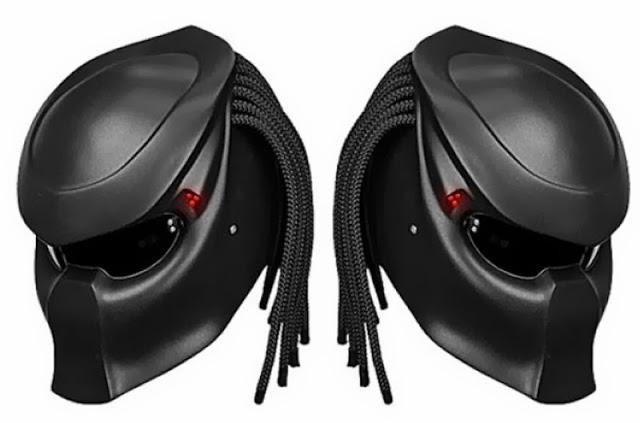 Кастомный шлем для мотоцикла