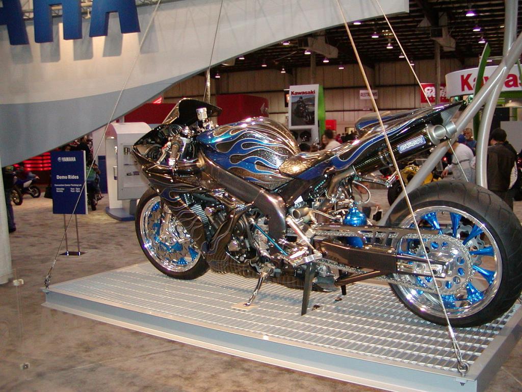Кастомный мотоцикл: определение, изготовление, особенности, фото