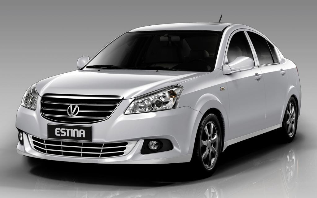 Авто Vortex Estina