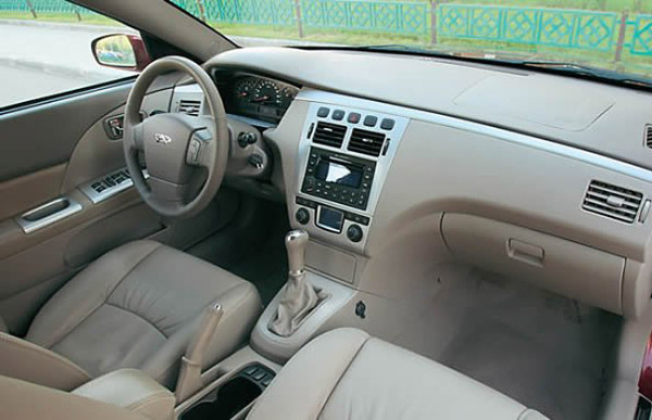 Салон авто Vortex