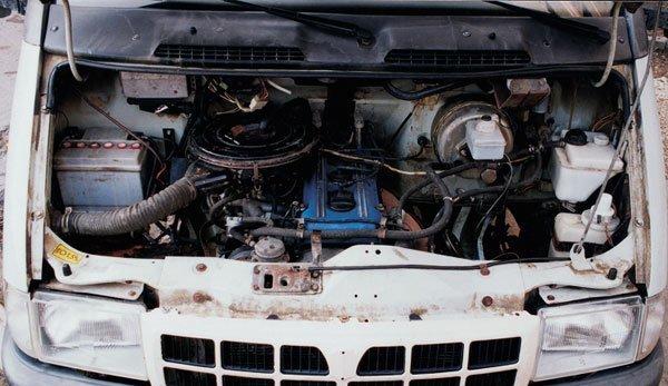 Мотор бортовой