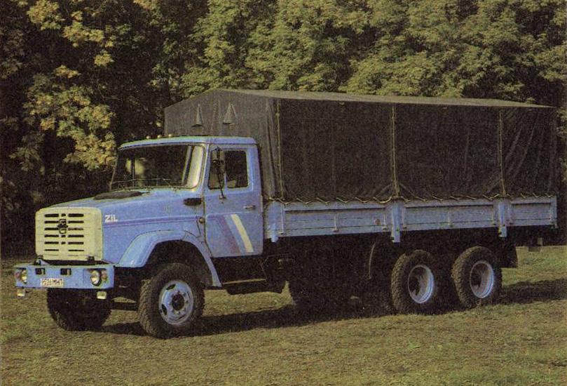 Машина ЗИЛ-133Г40