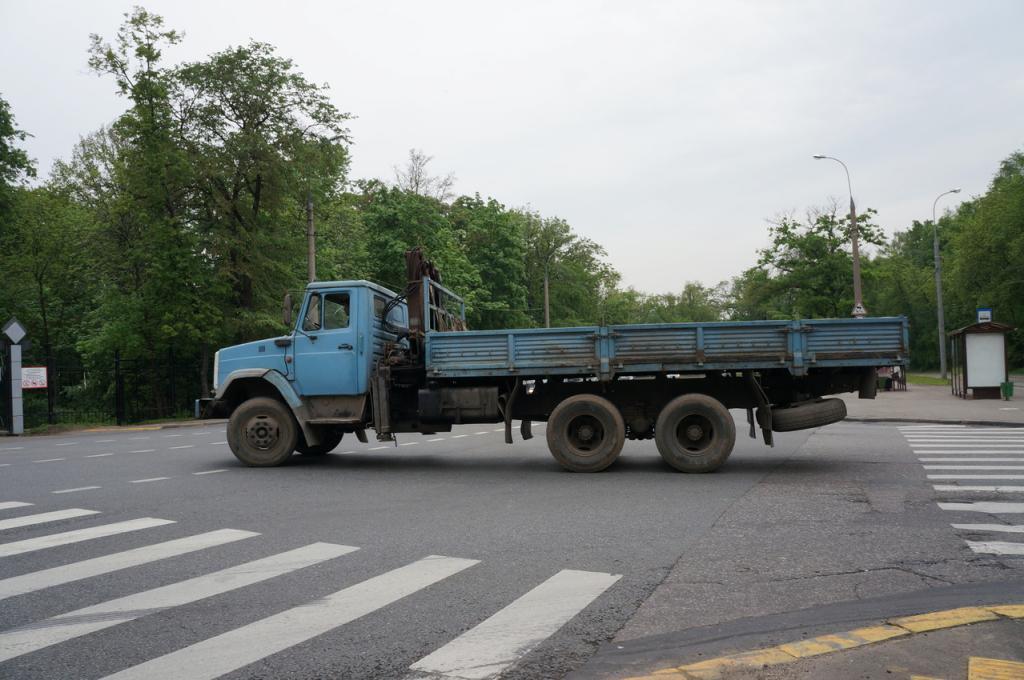 Фото грузовика ЗИЛ-133Г40