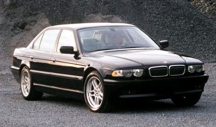"""Car """"BMW-7"""""""
