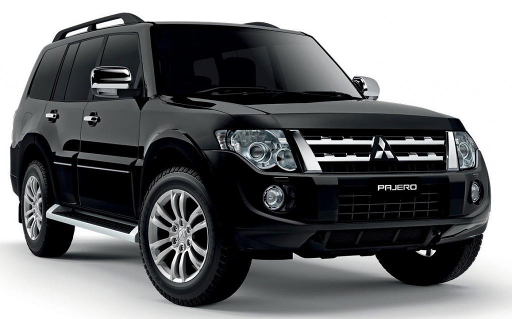 """Auto """"Mitsubishi Pajero"""""""
