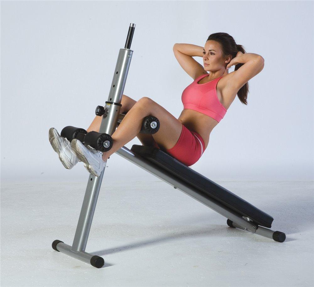 Качалка Для Девушек Похудеть. Программа тренировок в зале для похудения девушкам