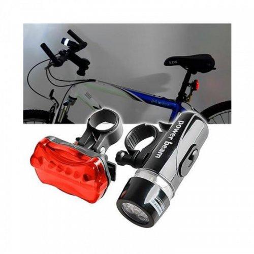 Велофонарь передний: виды, характеристики, крепление