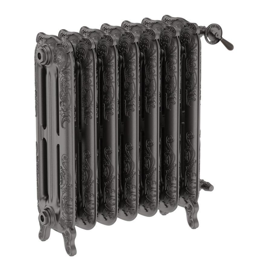 Чугунные радиаторы отопления картинки