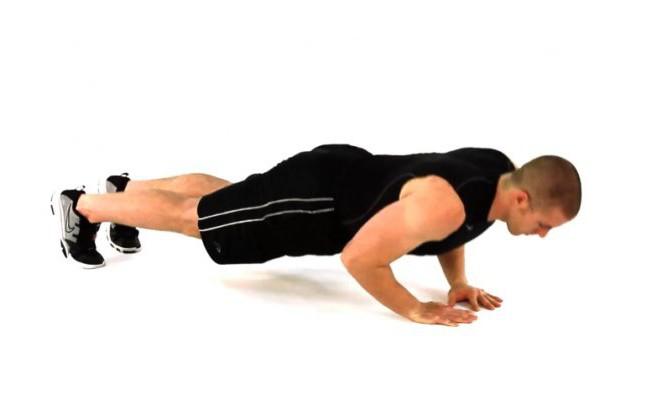Отжимания от стены: польза, техника выполнения, другие варианты упражнения