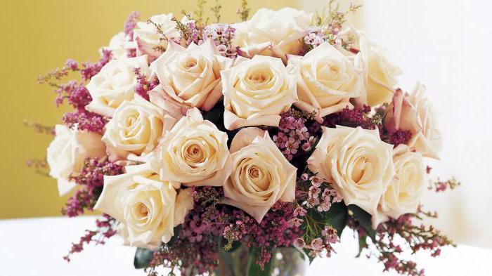 Скачать фото букета белых роз