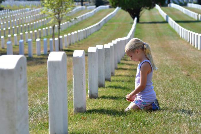 знакомство на кладбище приметы
