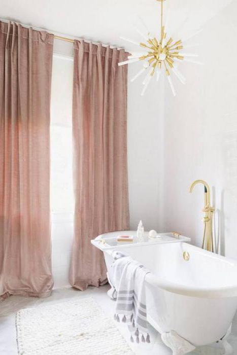 бархатные шторы в интерьере фото