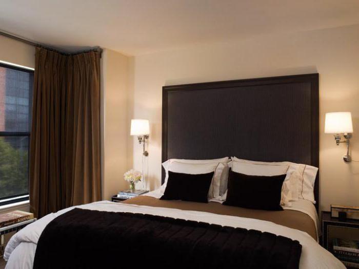 бархатные шторы в спальню