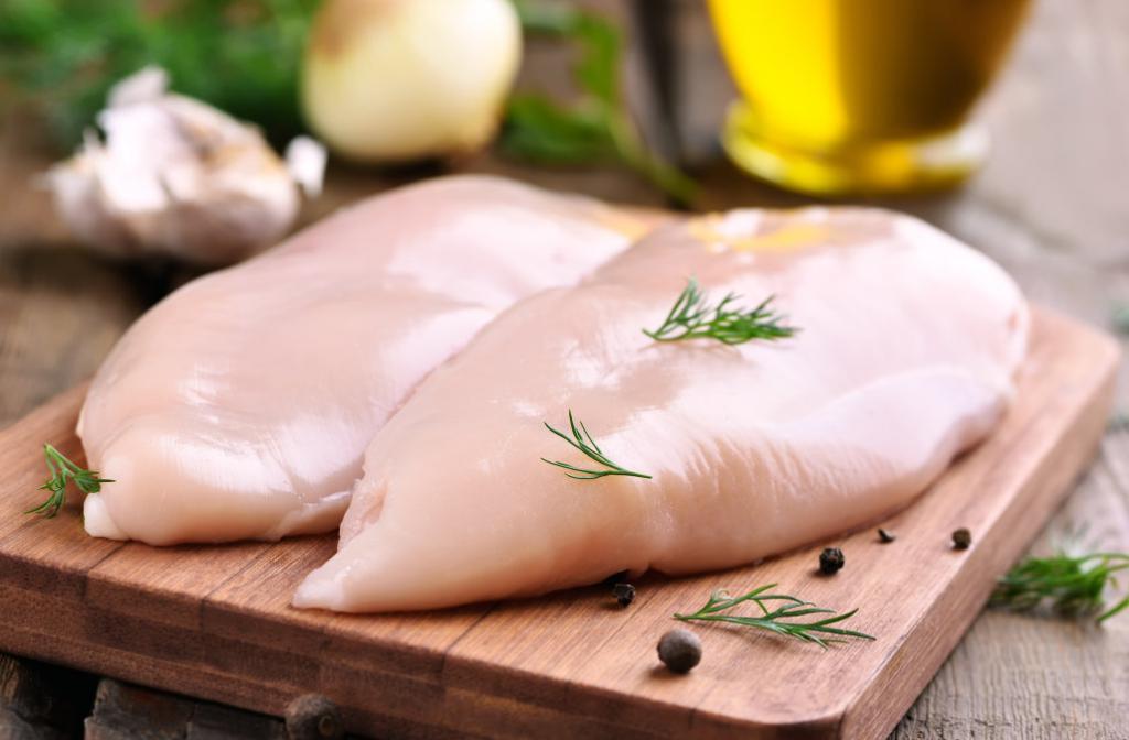 Как выбрать куриное филе
