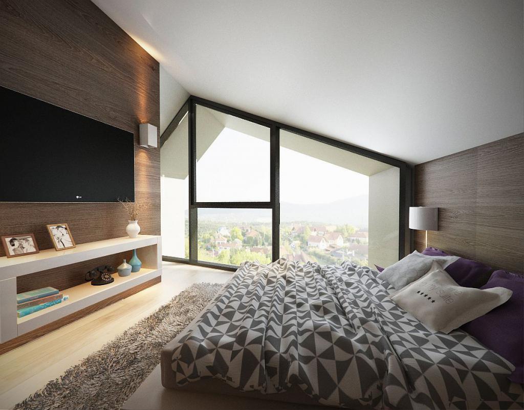 Мансардная спальня: особенности, фото, оригинальные идеи для дизайна