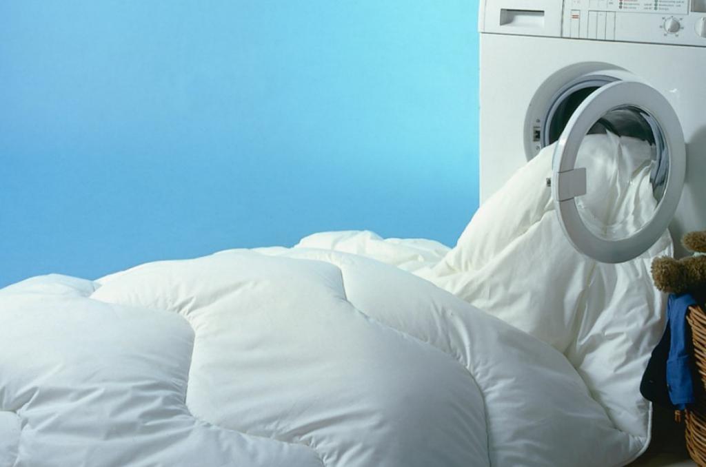 Уход за одеялом из синтепона