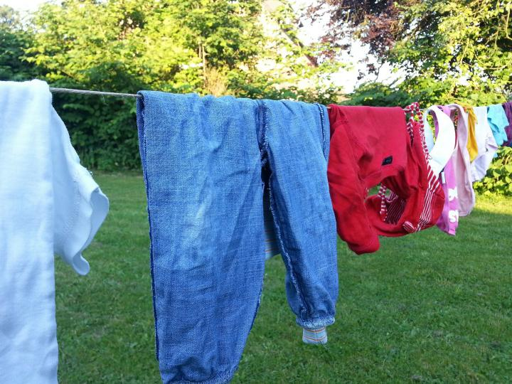 Grass stains: how to clean