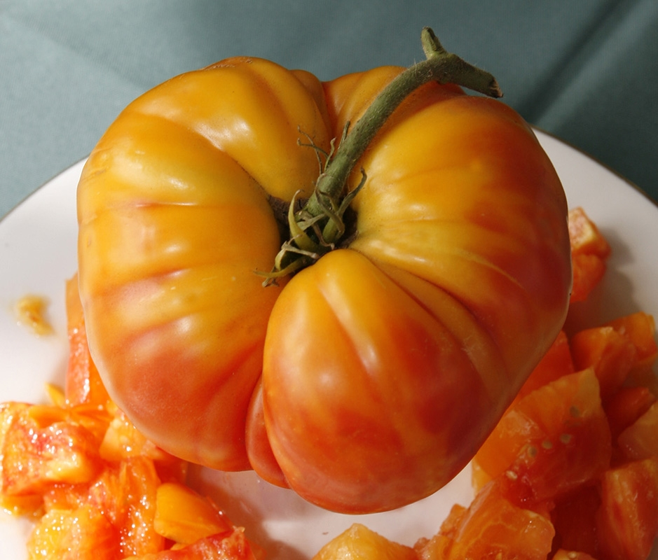 томат сорта ананас