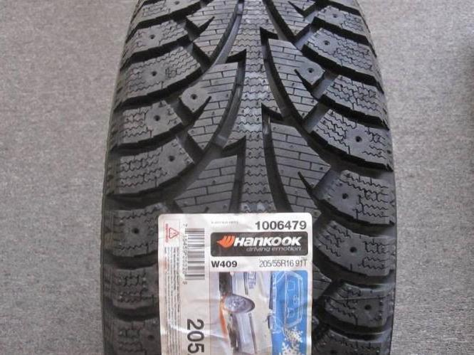 hankook winter i pike w409 отзывы