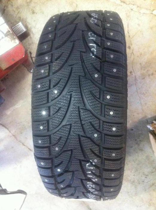 hankook winter i pike rs w409
