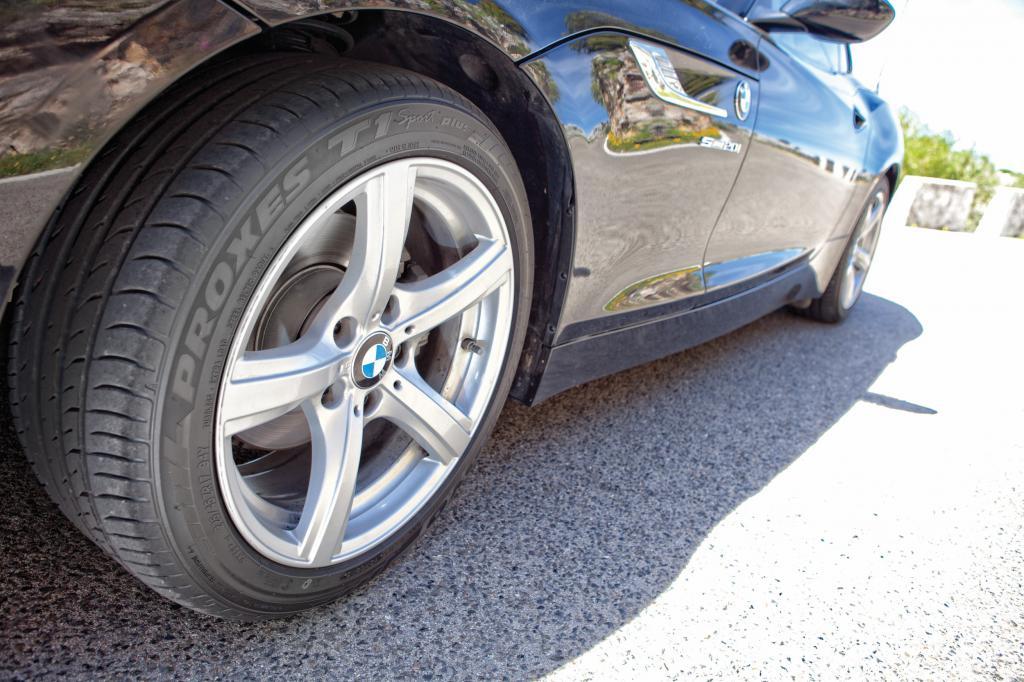 Toyo Proxes T1 Sport на BMW