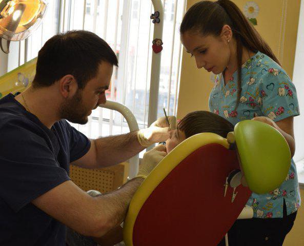 стоматология Мишутка Ярославль
