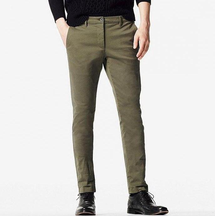 виды мужских брюк и их классификация