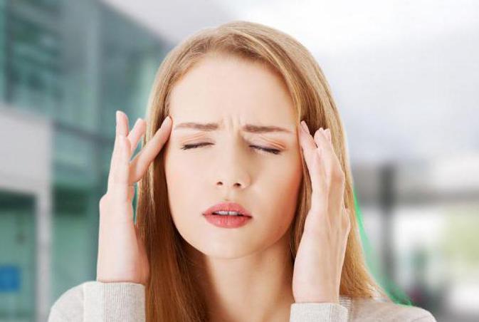 клиника головной боли А М Вейна