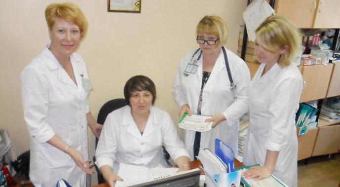 7 поликлиника Казань