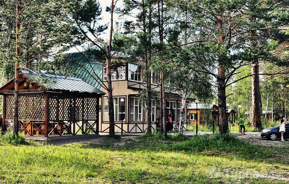 campsites Angarsk photo