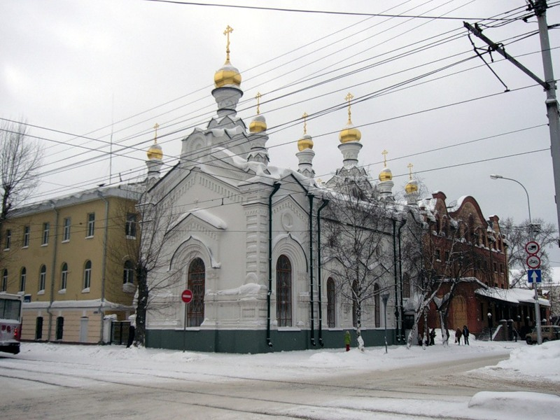 Churches of Tomsk