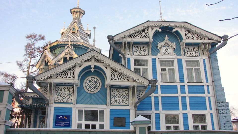 Trinity Church Tomsk