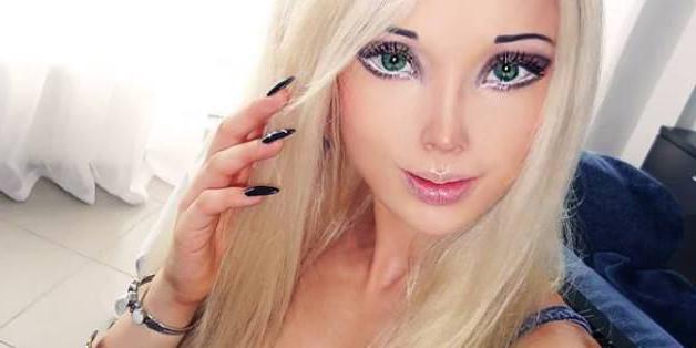 глаза барби
