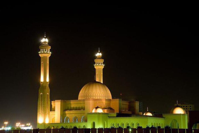 мечеть аль фатиха бахрейн