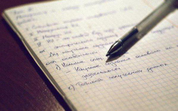 сжатое изложение как писать