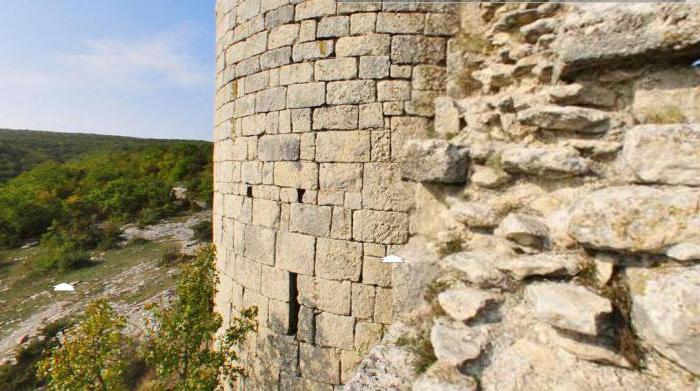 Сюйреньская крепость, фото