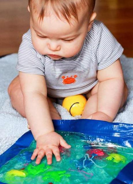 сенсорные коробки для детей от 6 месяцев до 2 лет