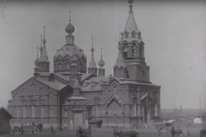 Храм Александра Невского (Челябинск): возрожденние духовности