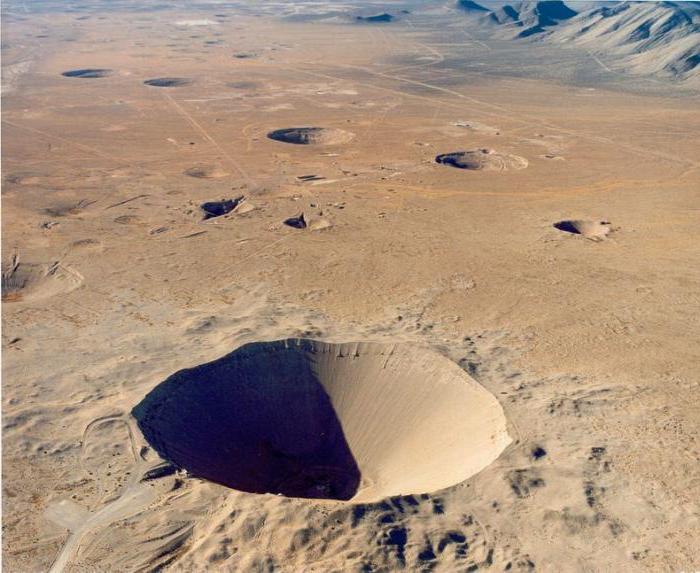 подземный ядерный взрыв озеро Чаган