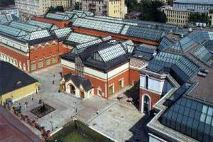 Tretyakov gallery: rooms and their descriptions
