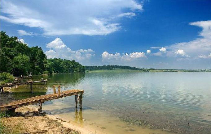 силикатное озеро нижний новгород