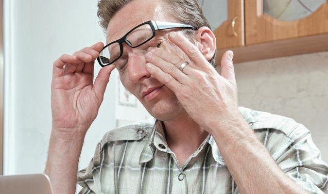Физика глаз и зрение дальнозоркость