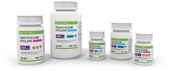 тетрациклин аналог лекарства