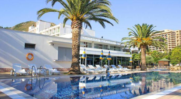 отель монтенегро черногория