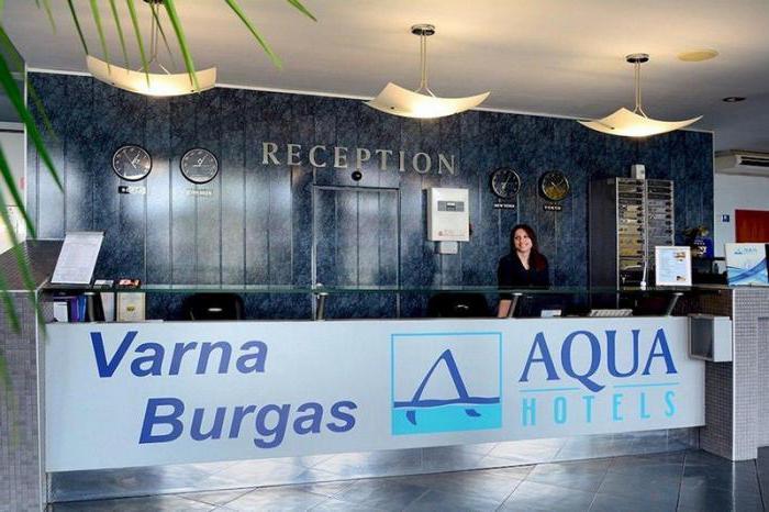 aqua 4 болгария варна фото