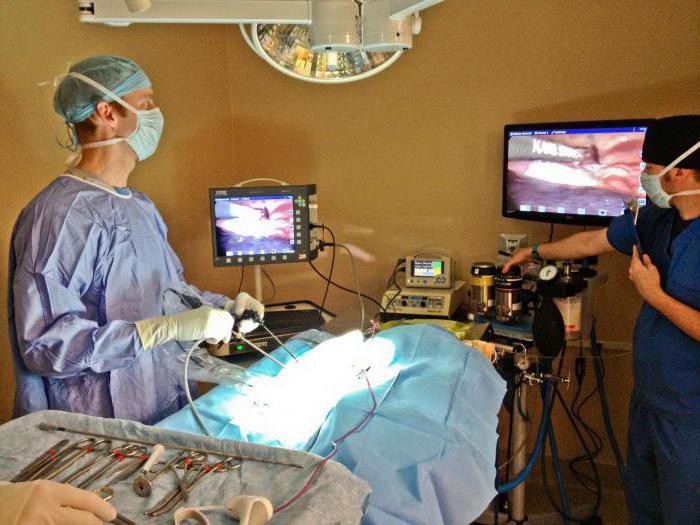 Операция по удалению предстательной железы 7