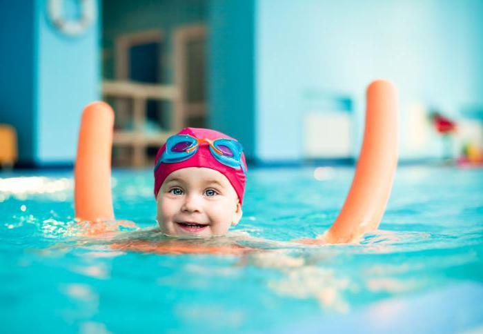 температурные нормы воды в бассейне