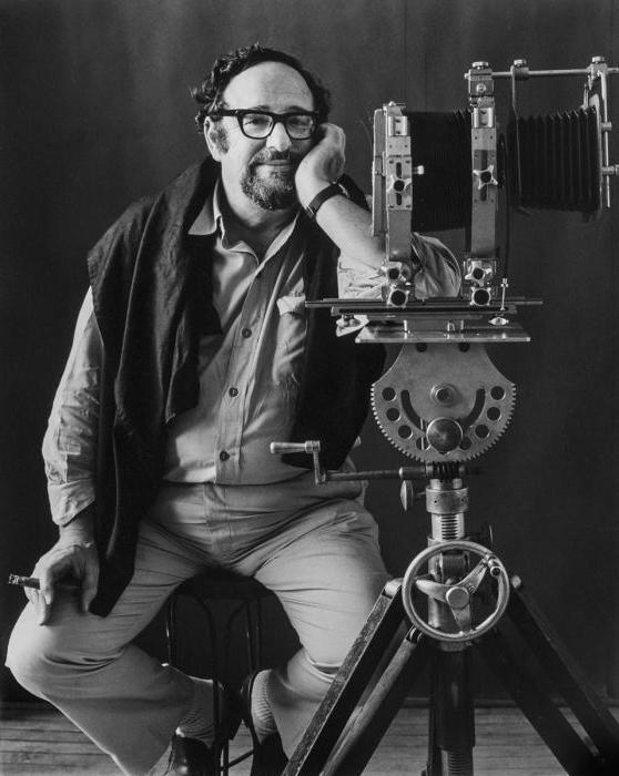 Арнольд Ньюман: биография и творчество