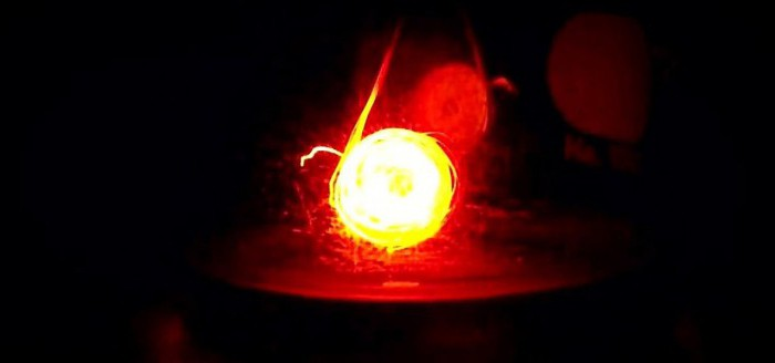 химический источник света своими руками